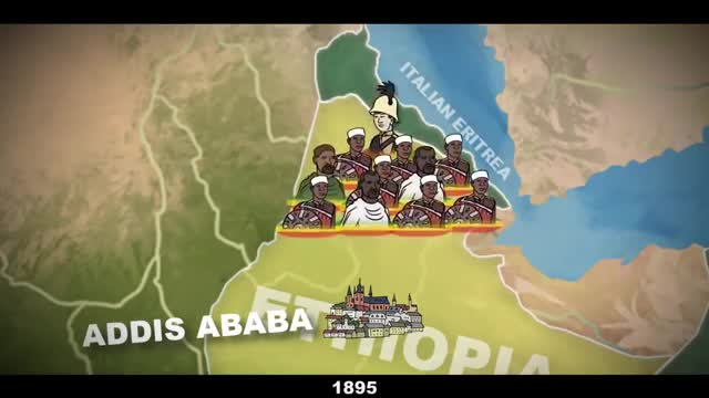 How did Italy Lose to Ethiopia? (1895) | Animated History